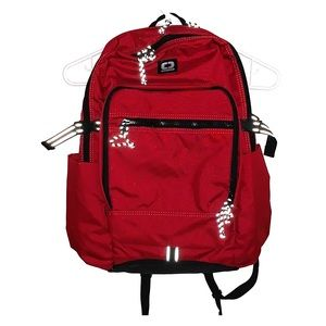 NWT OGIO ALPHA Red backpack